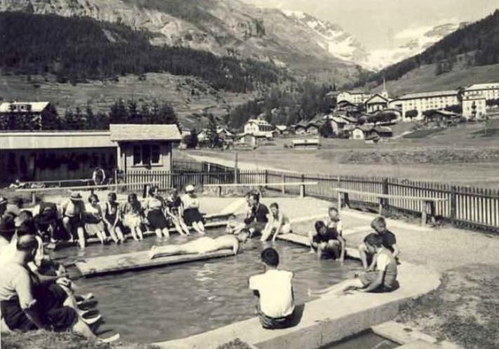 Leukerbad Therme 2
